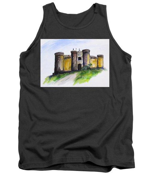 Castle Nuovo, Napoli Tank Top