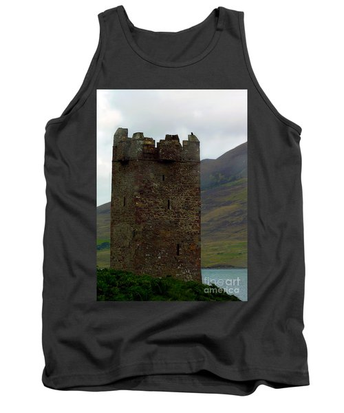 Castle Of The Pirate Queen Tank Top