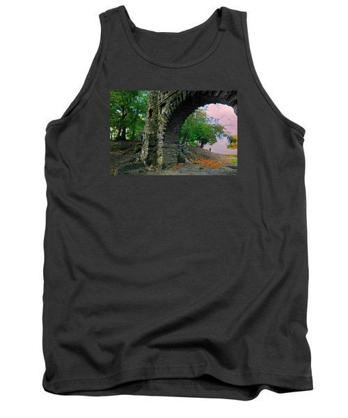 Castle Ramparts Tank Top
