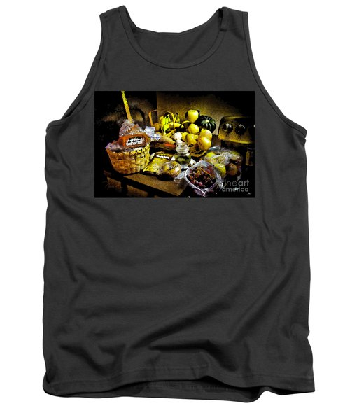 Casual Affluence Tank Top by Tom Cameron