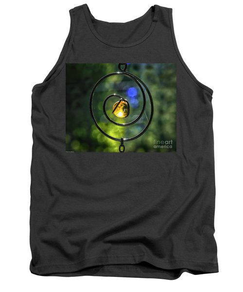 Tank Top featuring the photograph Catch Fire  by Mitch Shindelbower
