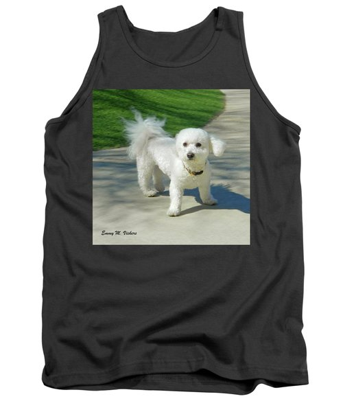 Catch Me If You Can Mommy Tank Top