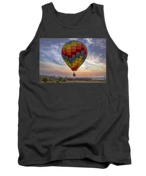 Tank Top featuring the photograph Catch The Breeze by Mitch Shindelbower