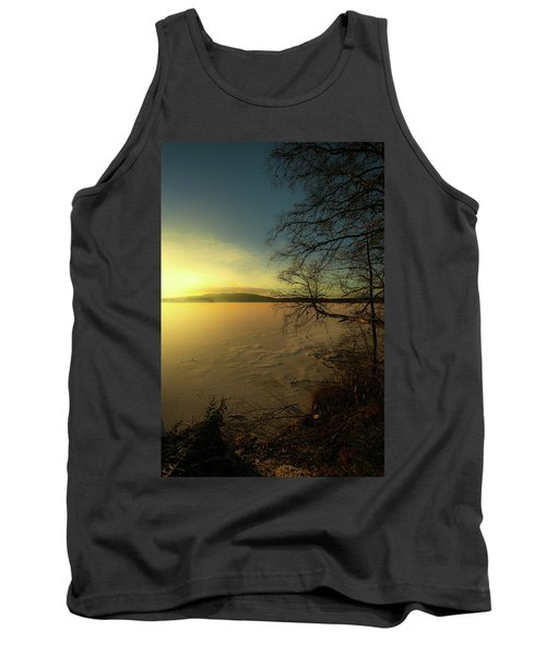 Catch The Light Tank Top by Rose-Marie Karlsen