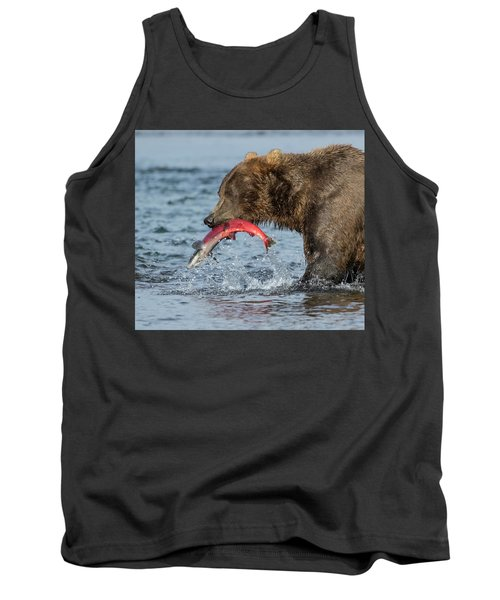 Catching The Prize Tank Top
