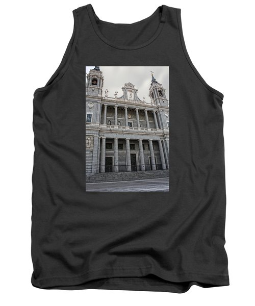 Catedral De La Almudena 2 Tank Top