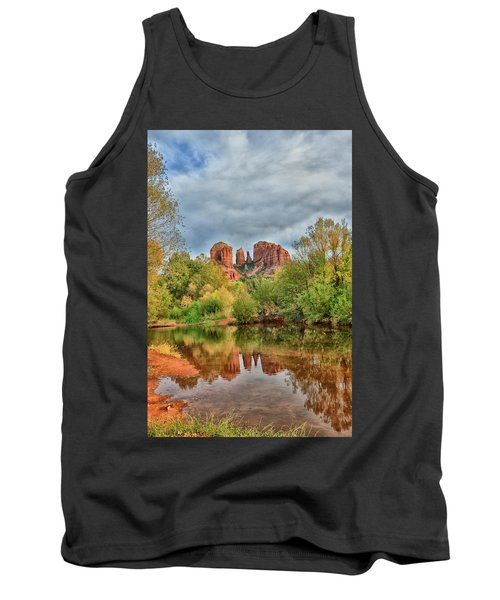 Cathedral Entrances Us Tank Top