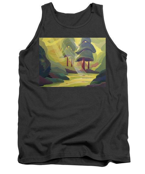 Cathedral Light Tank Top