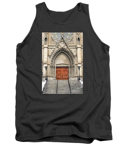Cathedral Of St Helena Tank Top