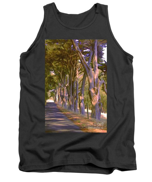 Cathedral Of Trees Tank Top