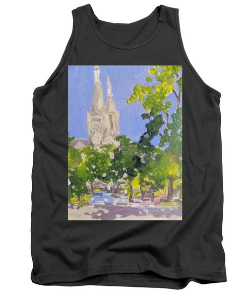 Cathedral Tank Top by Rodger Ellingson