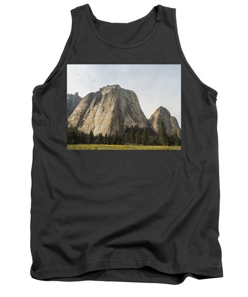 Cathedral Spires Yosemite Valley Yosemite National Park Tank Top