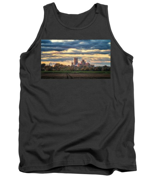 Cathedral Sunset Tank Top