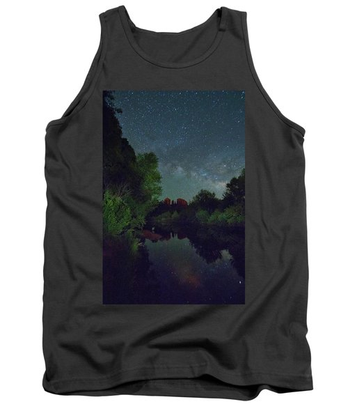 Cathedrals' Nights Tank Top