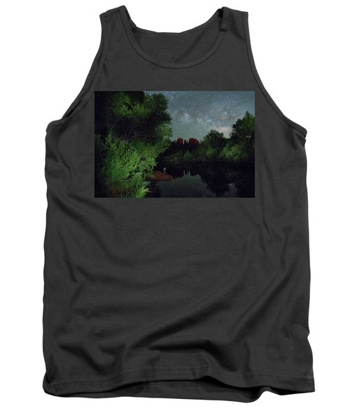 Cathedrals' Skies Tank Top