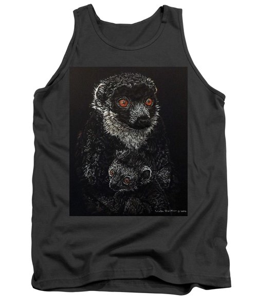 Catherina And Baby Abby Tank Top