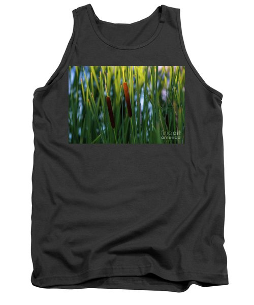Cattails  Tank Top