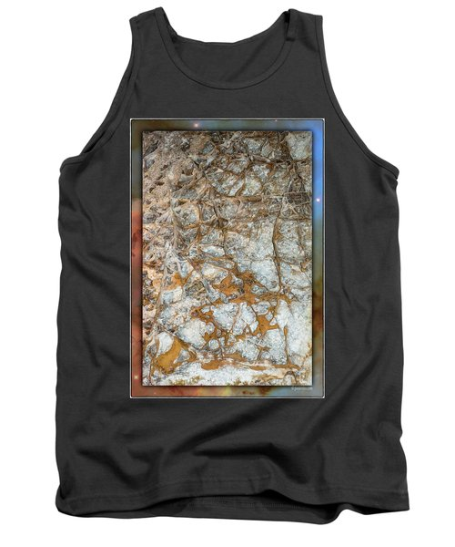 Cave Abstraction.... Tank Top