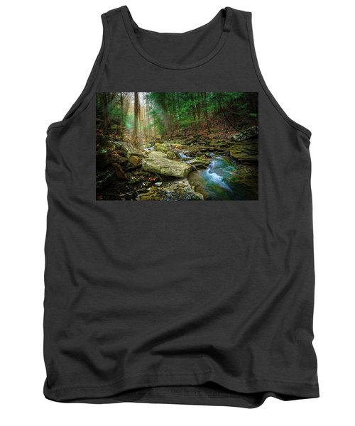 Cave Branch #9 Tank Top