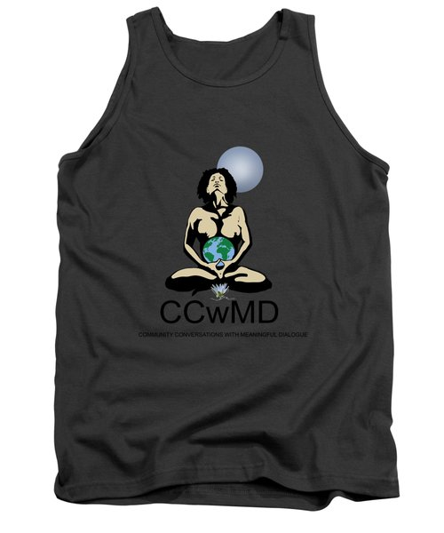 Ccwmd Logo Tshirt Ready Tank Top