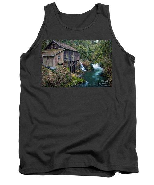 Cedar Grist Mill Tank Top