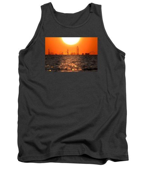 Cedar Point Skyline 2 Tank Top
