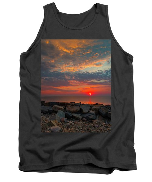 Cedar Point Sunrise Tank Top