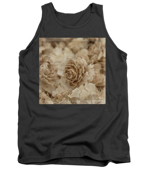 Cedar Rose Square - 3347 Tank Top