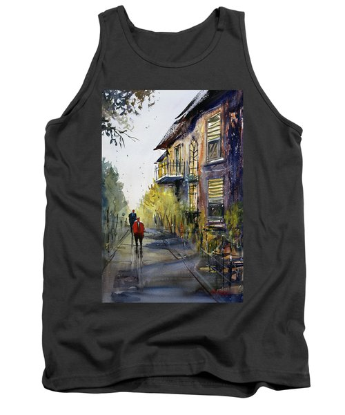 Cedarburg Shadows Tank Top
