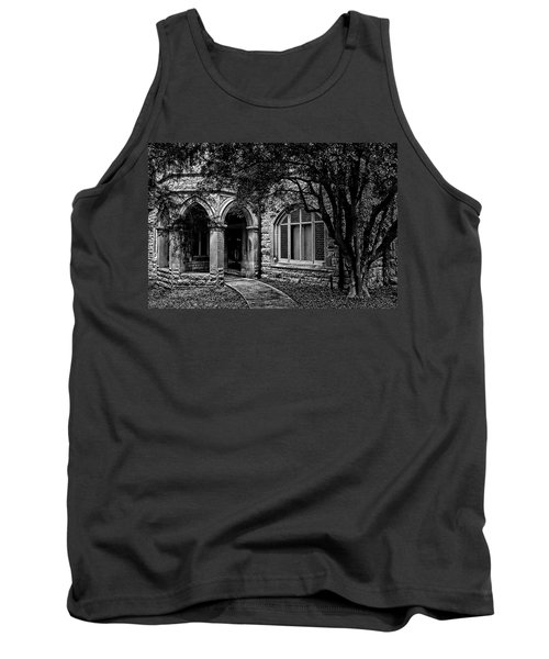 Tank Top featuring the photograph Cedarhyrst by Jessica Brawley
