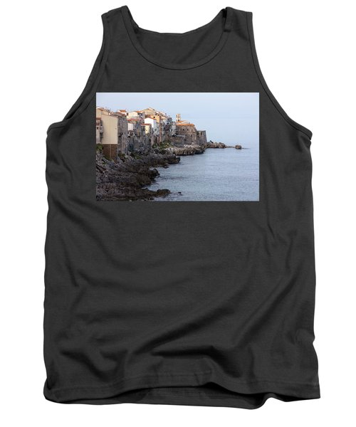 Cefalu, Sicily Italy Tank Top