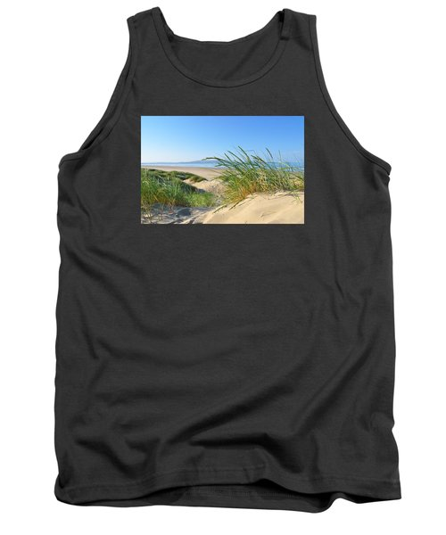 Cefn Sidan Beach 4 Tank Top