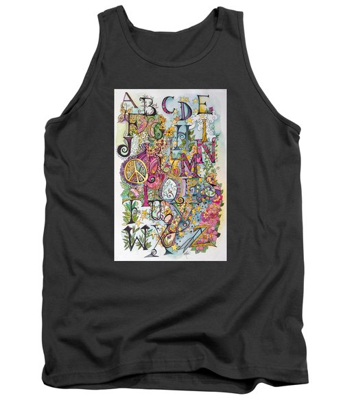 Celebrate Tank Top by Claudia Cole Meek