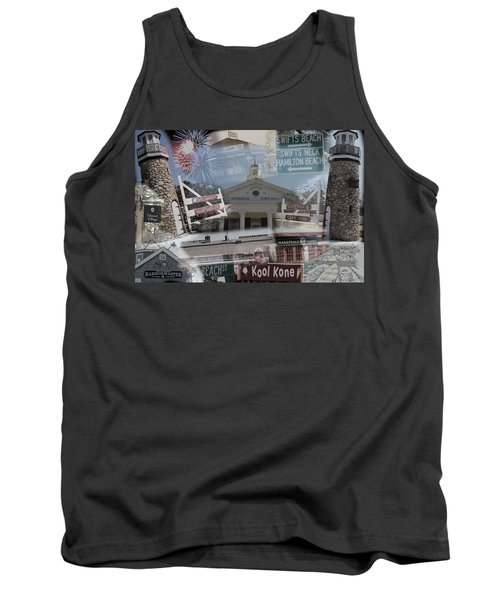 Celebrate Wareham Tank Top