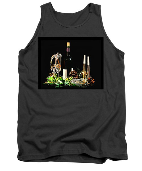 Tank Top featuring the photograph Celebration by Diana Angstadt