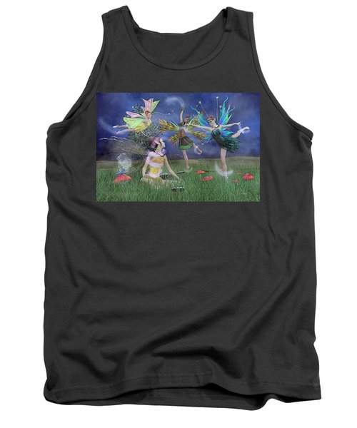 Celebration Of Night Alice And Oz Tank Top