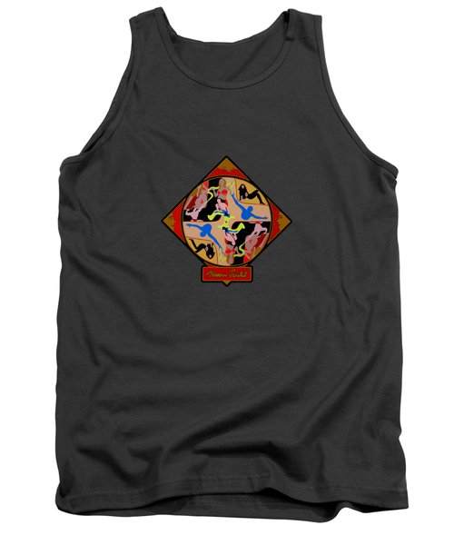 Celebrity Shapes Tank Top by Norman Twisted