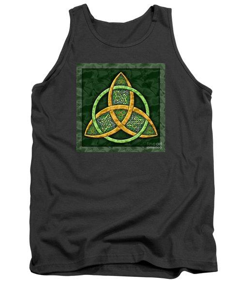 Celtic Trinity Knot Tank Top