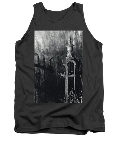 Cemetery  Fence Tank Top