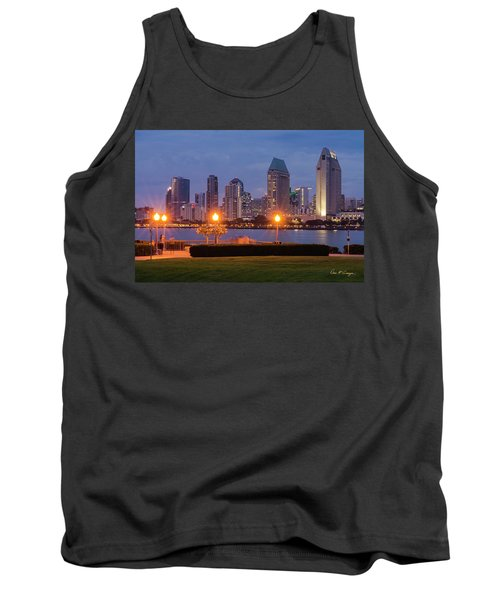 Tank Top featuring the photograph Centennial Sight by Dan McGeorge