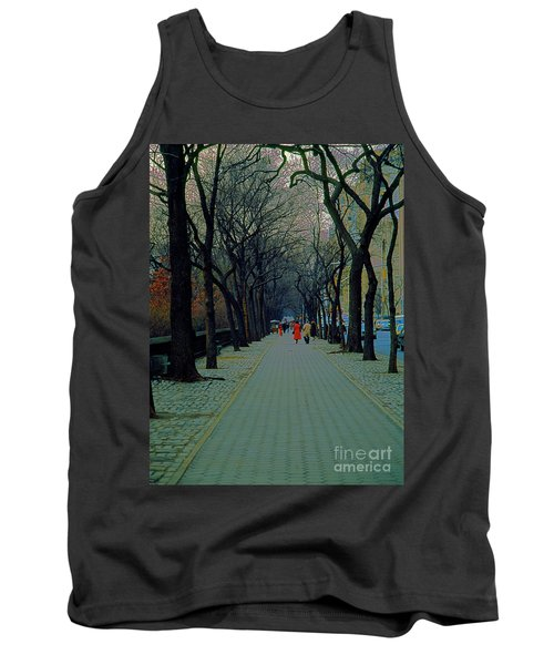 Central Park East Tank Top