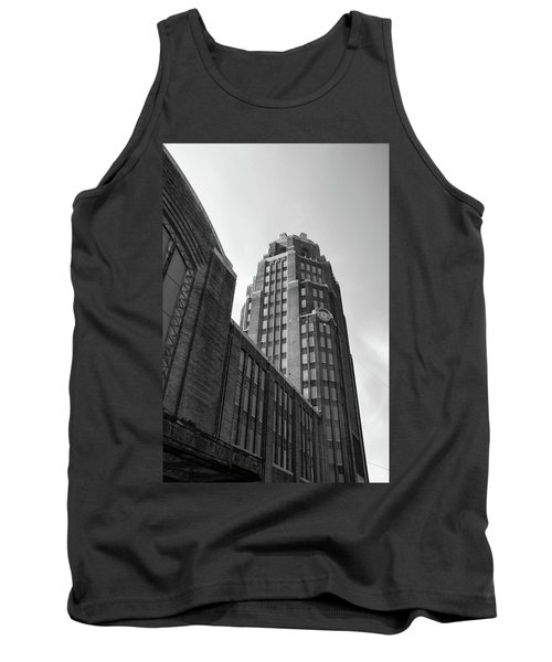 Tank Top featuring the photograph Central Terminal 15142 by Guy Whiteley