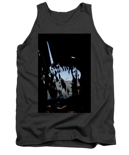 Tank Top featuring the photograph Cessna Art I by Paul Job