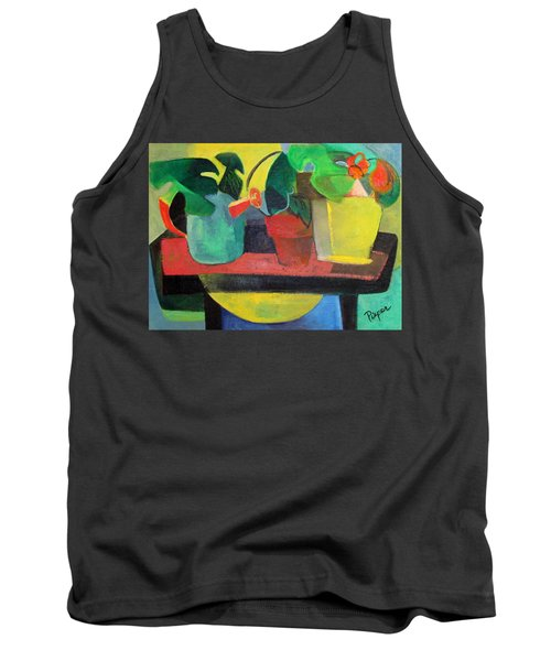 Cezanne Potting Stand Tank Top