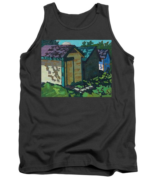 Chaffey Boat Houses Tank Top