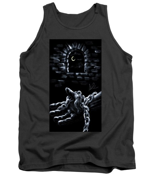 Chains Tank Top