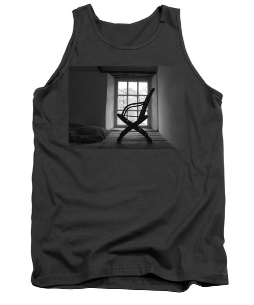 Chair Silhouette Tank Top by Helen Northcott