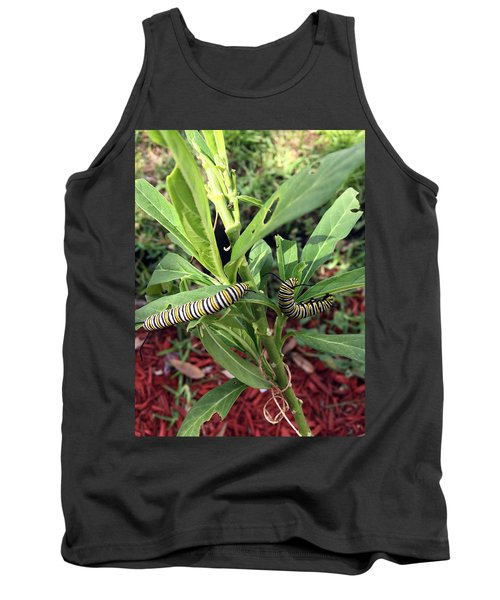 Change Is Coming Tank Top by Audrey Robillard