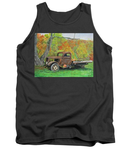 Changing Times Tank Top