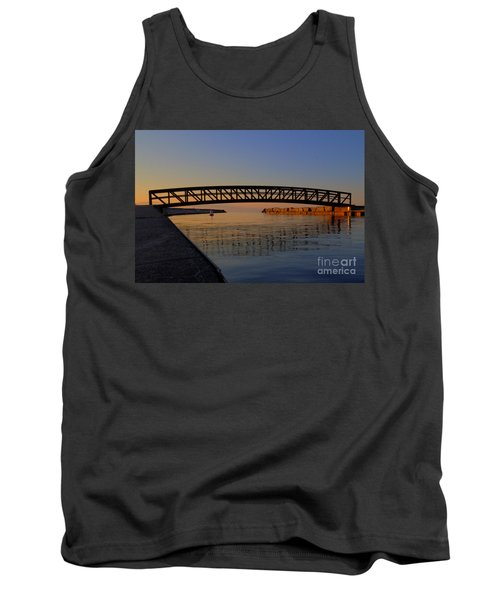 Channel Sunset Tank Top